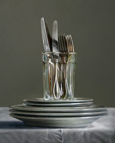 Neil Hollingsworth    Place Setting    2012