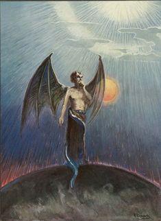 Il Faust, opera di Richard Duschek (1884-1959)