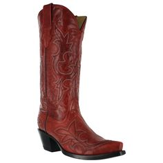 Corral Women's Desert Stitched Western Boots