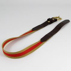 Chapman Bags, Parachute Webbing Belt, Made in England