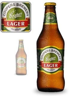 Coopers Lager - South Australian Beer