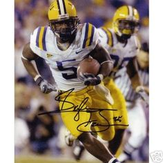 Autographs-original Louisiana Lsu Tigers Zach Mettenberger Signed Auto Football 8x10 Photo Nfl Coa F The Latest Fashion Football