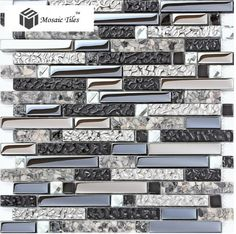 Big sale for this glass tile. High quality and new designing make it out of your expectation. 1 square feet is just for $15.99 now. 11 square feet in one box. Two boxes only! (sold by box).