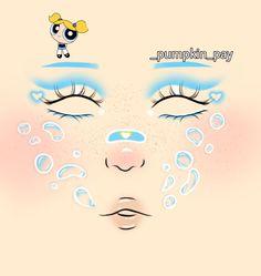 Edgy Makeup, Eye Makeup Art, Makeup Inspo, Makeup Inspiration, Makeup Face Charts, Makeup Drawing, Halloween Eye Makeup, Alternative Makeup, Creative Eye Makeup