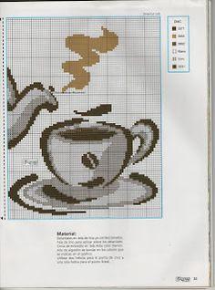 Artesanatos by Fabíola Deiró: Aceita um cafezinho?...D)