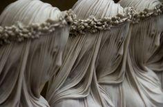 Os grandes mestres da escultura em mármore