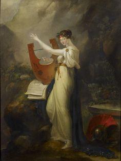 Peter Edward Stroehling (1768-c. 1826) - Princess Amelia (1783-1810)