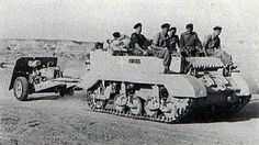 Canada/UK (1944) Armored Personel Carrier - 650 converted A requirement of war The Miracle at
