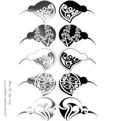 maori kiwi tattoo - Google Search