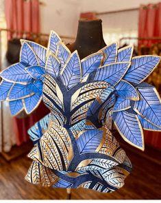 African Fashion Ankara, African Inspired Fashion, Latest African Fashion Dresses, African Print Dresses, African Dresses For Women, African Print Fashion, African Attire, African Blouses, African Tops