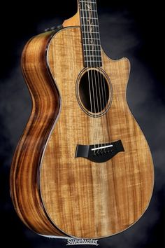 Koa wood Taylor.. if I was like rich or something