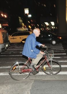 """Bill Cunningham: """"I'm looking for something that has beauty."""""""