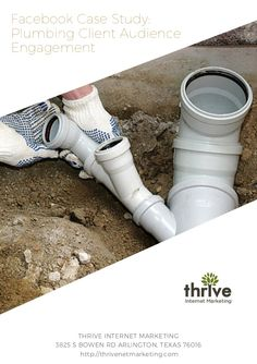 A local plumbing company came to Thrive Internet Marketing to help them increase their presence on social media. Thrive developed a Facebook strategy to share industry-relevant content and tips to share with existing and potential customers. The social media campaign increased the audience reach on Facebook by 1390% and engagement by 500% in just 10 days. #Facebook #Marketing