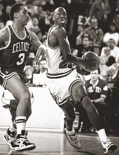 Michael Jordan......2 of the baddest ever.....count the rings...13DEC KJR