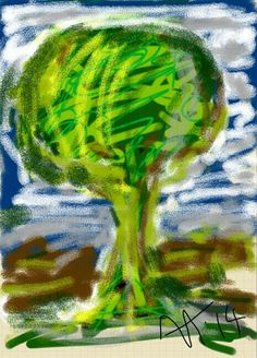 Árvore Angelical.
