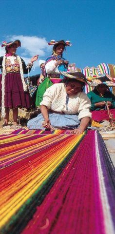Peru Travel Inspiration - Colorful Peru • photo: SITA World Tours on Flickr