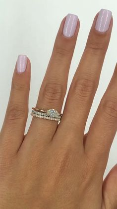 What do you think about this stack! Stacking rings is a great way to up the Glam. We love the simple twist of an East west setting for an engagement ring Marquise Diamond, Diamond Solitaire Rings, Diamond Engagement Rings, Jewelry Rings, Fine Jewelry, Jewelery, Pear Ring, Ring Bearer Outfit, Belly Button Jewelry