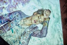 BTS WINGS Concept Photo --- Jimin