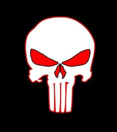 skull jeep logo emblem | Punisher Skull Vinyl Decal Sticker Hood Car Vehicle Window Logo Off ...