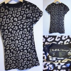 Leopard Print Shirt L.O.L. Vintage 100% Cotton leopard print burn out tee • super soft • no flaws L.O.L. Vintage Tops