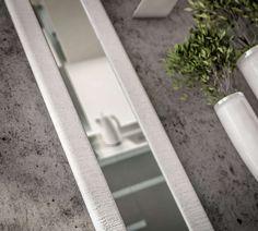 RODLIER-DESIGN présente RADIATEUR SPECCHIO de GRAZIANO SCULPTURAL DESIGN made in italy