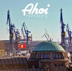Ahoi Hamburg! #hamburg #ahoi #ahoihamburg #hamburgcity #meinhamburg #EuropaPassgeHamburg #EuropaPassage https://www.facebook.com/europa.passage