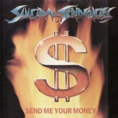 Send Me Your Money  Single  1990
