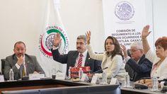Instalan Comisión de Seguimiento a los Hechos ocurridos en Nochixtlán