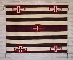 Navajo 3rd Phase Womans Blanket