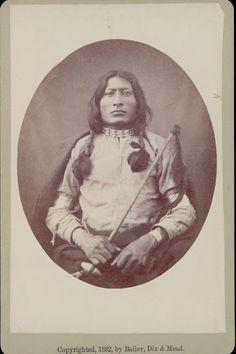 One Bull - Hunkpapa - 1882