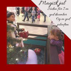 Vi kan vel alle huske den magiske stemning i juletiden. Og forventningens spænding juleaften. Læs her hvordan du giver dine børn en god jul