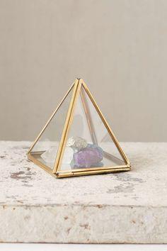 Magical Thinking Pyramid Mirror Box, $18.00 at Urban Outfitters
