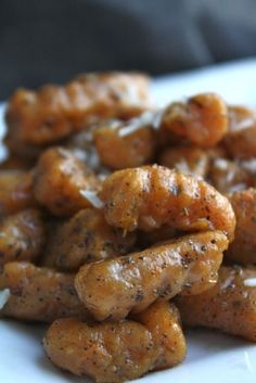 The Traveling Spoon: Sweet Potato Gnocchi with Browned Butter and Sage