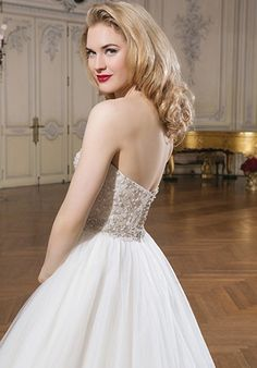 Justin Alexander Wedding Dresses - The Knot Style 8724