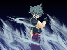 Just a simple fanart for Kai hiwatari - always n forever the best' blader. ( Of course, after Tyson ) beyblade G-revolution 2003, all rights reserved