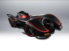 Batmobile Hot Wheels - HW City - 2015 - Batman - Car 62/250 - CFK20-09B0A