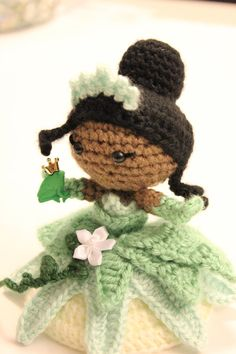 PATTERN Instant Download Tiana Princess & The Frog Cajun par Sahrit