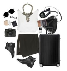 """""""Airport Cool"""" by jazaar on Polyvore"""