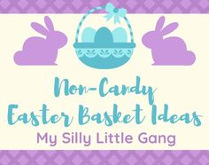 Looking for Non-Candy Easter Basket Ideas? Check out my list! I know I have mentioned before that I don't like to put too much candy in the boys Easter. Boyfriend Crafts, Easter Bunny Decorations, Craft Stick Crafts, Diy Crafts, Easter Crafts For Kids, Valentine's Day Diy, Basket Ideas, Classic Toys, Learn To Crochet