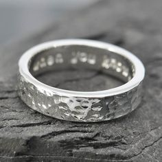 wedding band wedding ring engagement ring -  mens ring - JubileJewel, $55.00 / €41,47.