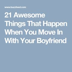 15 Things Couples Should Do Before Moving in Together | Couples ...
