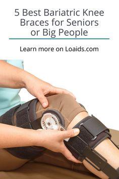 Hinged Knee Brace, Knee Problem, Heavy Duty Hinges, Knee Wraps, Big People, Knee Sleeves, Senior Fitness, Knee Injury, Knee Pain