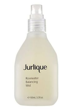 Jurlique Rosewater Balancing Mist. HARPERS BAZAAR New Year's Beauty Resolutions: Editor's Edition