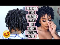 Hairstyles Short Natural Hair Trenzas - short natural hairstyles we& obsessing over Flat Twist Out, Short Hair Twist Out, Protective Styles For Natural Hair Short, Two Strand Twist Out, Twist Out Styles, Natural Hair Twa, Natural Hair Twist Out, Natural Hair Twists, Twist Outs