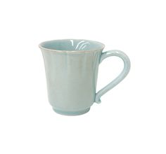 COSTA NOVA Alentejo collection. Mug. Turquoise.