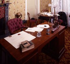 jefferson davis desk