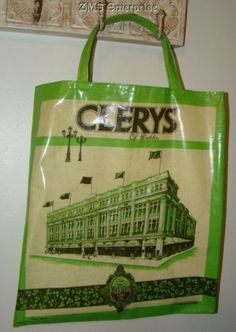 Electronics, Cars, Fashion, Collectibles, Coupons and Dublin Ireland, Department Store, My Ebay, Bag Making, Baby Items, Shopping Bag, Coupons, Vintage Items, Advertising