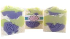 'Naughty but Nice Soap' - Wisteria Rain