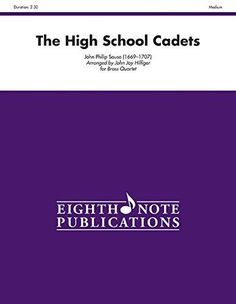 The High School Cadets: Score & Parts (Eighth Note Publications)
