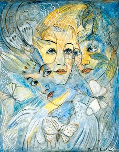 Francis Picabia (French, 1879-1953) - Lunis, 1929/30